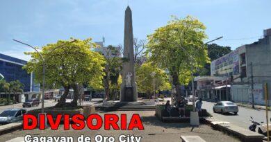 Die Philippinen im Video - The Video - DIVISORIA in Cagayan de Oro City Foto & Video von Sir Dieter Sokoll für PHILIPPINE MAGAZINE