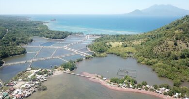 Luftaufnahmen von Balingoan & Talisayan