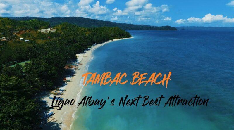 Die Philippinen im Video - Am Tambac Beach in Ligao