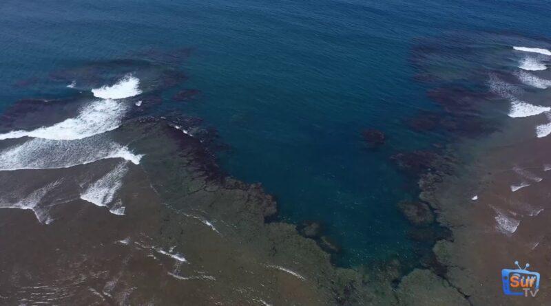 Die Philippinen im Video - Der schöne Dayang Strand von Lapza in Bayabas