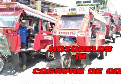 Die Philippinen im Video - Motorelas in der Stadt Cagayan de Oro Foto + Video von Sir Dieter Sokoll für PHILIPPINEN MAGAZIN