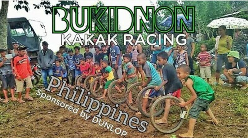 Die Philippinen im Video - Kaliring-Rennen in Bukidnon