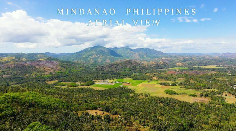 Die Philippinen im Video - Mindanao von oben gesehen