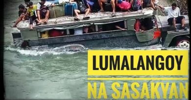 Die Philippinen im Video - Abenteuerliche Flußdurchquerung