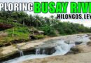 Die Philippinen im Video - Am Fluß Busay in Hilongos