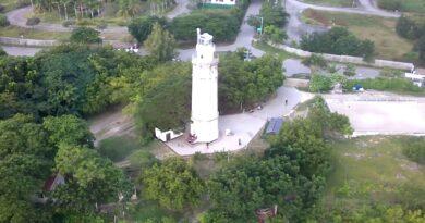 Die Philippinen im Video - Der Leuchtturm am Bagacay Point in Liloan Cebu