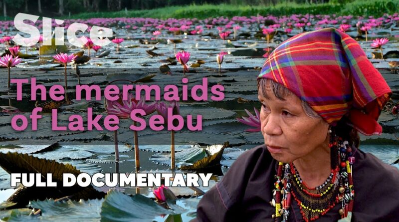 Die Philippinen im Video - Die Nixen vom Sebu-See