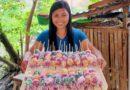 Die Philippinen im Video - Vorstellung von Inday-Inday oder Cassava-Bällchen
