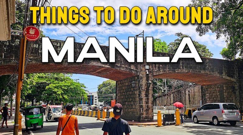 Die Philippinen im Video - Was man in Manila unternehmen und besuchen kann