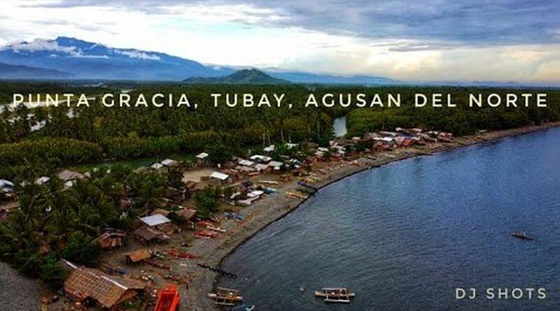 Die Philippinen im Video - Punta Gracia in Tubay, Agusan del Norte