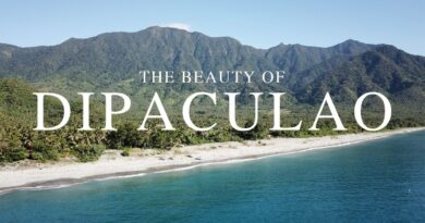 Die Philippinen im Video - Die Schönheit von Dipaculao in Aurora