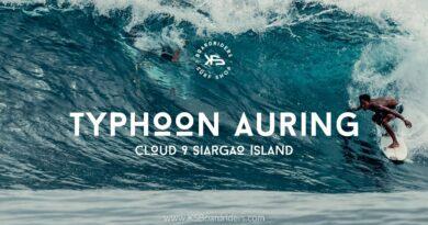 Die Philippinen im Video - Sturmsurfing Cloud 9 auf Siargao