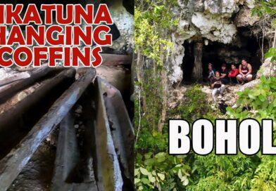 Die Philippinen im Video - Die hängenden Särge von Sikatuna Bohol