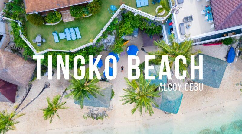 Die Philippinen im Video - Tingko Beach in Alcoy