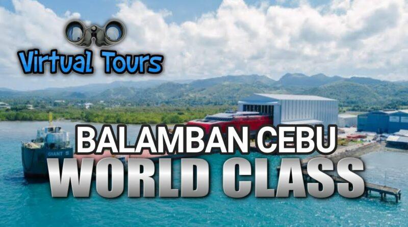 Die Philippinen im Video - Balamban Cebu Weltklasse-Fortschrittstechnologie
