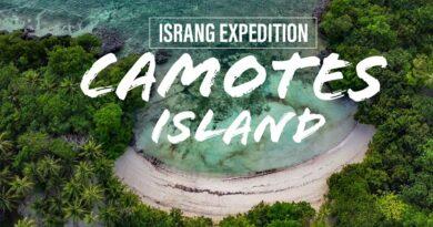 Die Philippinen im Video - Touristenattraktionen der Camostes Inseln - ein Muss