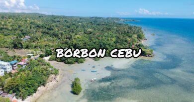 Die Philippinen im Video - Unbekanntes Borbon in Cebu