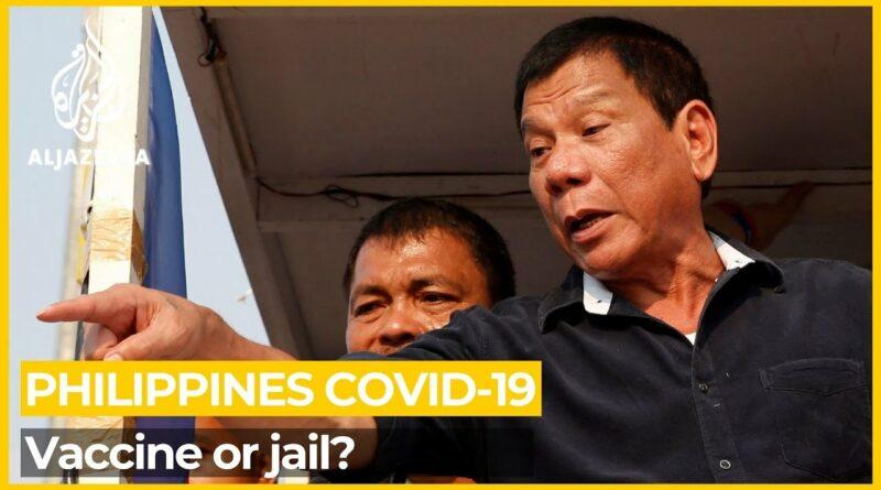 """Die Philippinen im Video - """"Impfen lassen oder ins Gefängnis"""""""