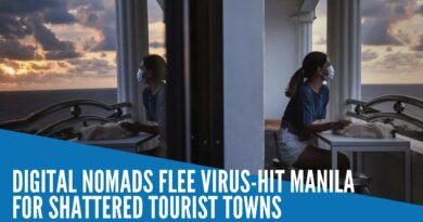 Die Philippinen im Video - Digitale Nomaden fliehen aus virusverseuchtem Manila