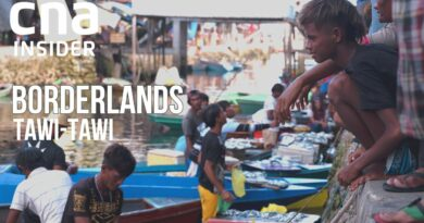 Die Philippinen im Video - Tawi-Tawi: Leben und Tod an der Seegrenze