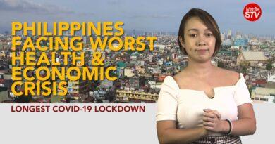 Die Philippinen im Video - PHILIPPINEN: VOR SCHLIMMSTER GESUNDHEITS- UND WIRTSCHAFTSKRISE