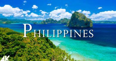 Die Philippinen im Video - Malerischer Entspannungsfilm der Philippinen mit beruhigender Musik