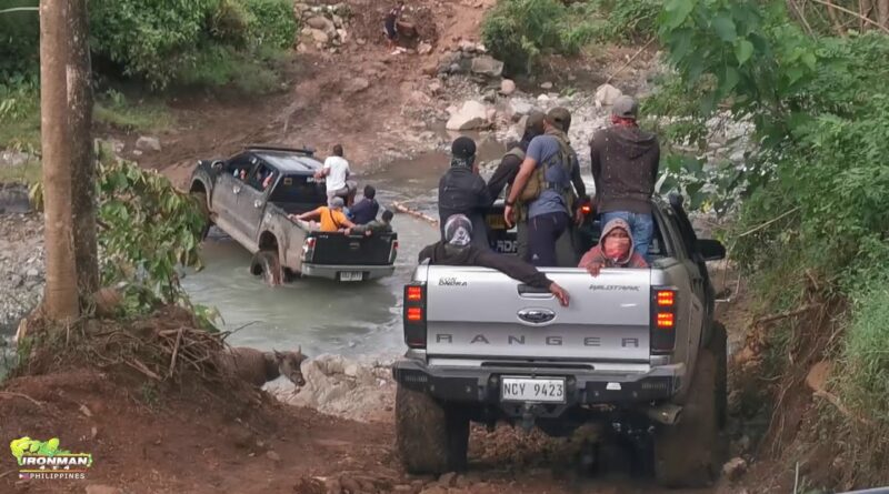 Die Philippinen im Video - Moises Padilla trail Part 2!!