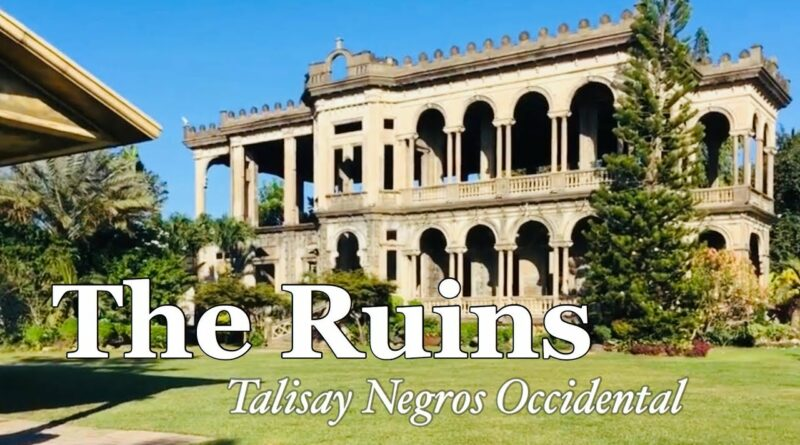 Die Philippinen im Video - The Ruins in Talisay Negros Occidental