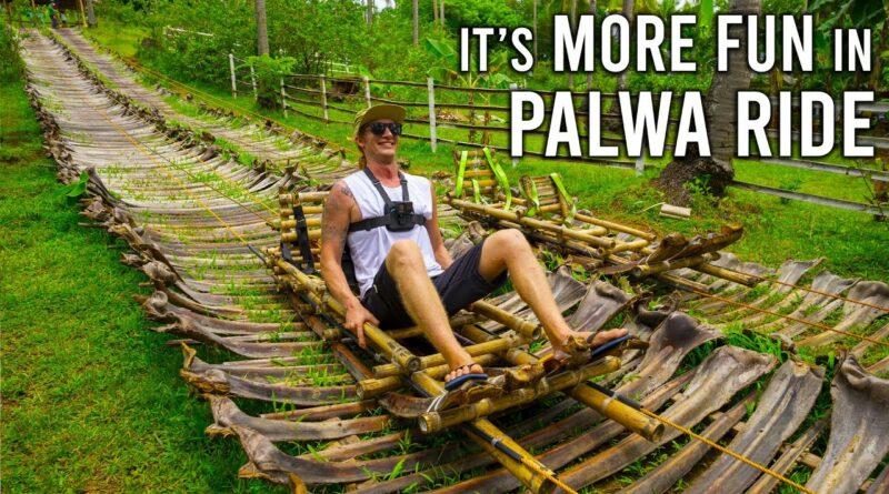 Die Philippinen im Video - Spaß bei einer Palwa Fahrt und mehr