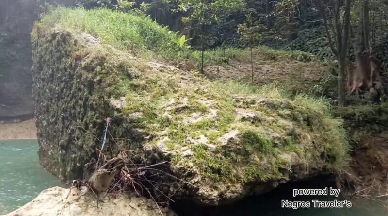 Die Philippinen im Video - Bin Bin Wasserfall in Bais City