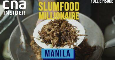 Die Philippinen im Video - Von Resten zu Köstlichkeiten in Manilas größtem Slum