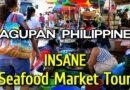 Die Philippinen im Video - Verrückter Meeresfrüchtemarkt in Dagupan