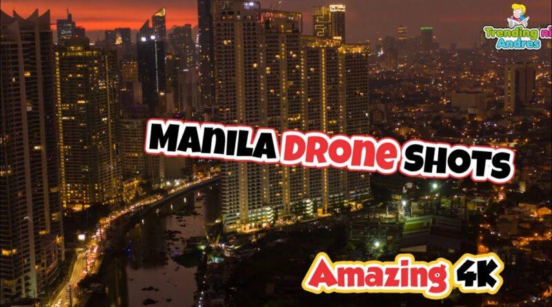 Die Philippinen im Video - Die schönste aller Städte - Manila