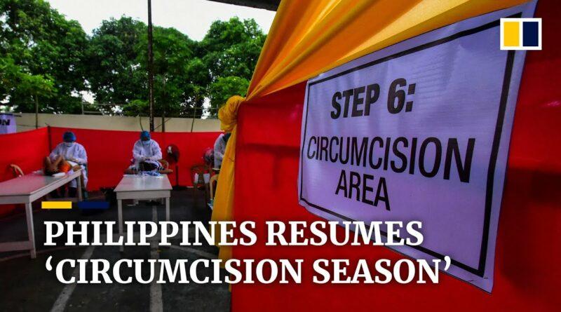 Die Philippinen im Video - Massenbeschneidungen sind zurück