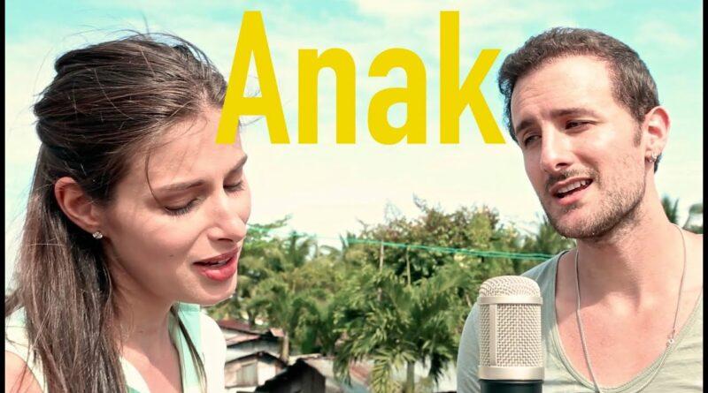 """Die Philippinen im Video - Hübsche Russin singt """"ANAK"""""""