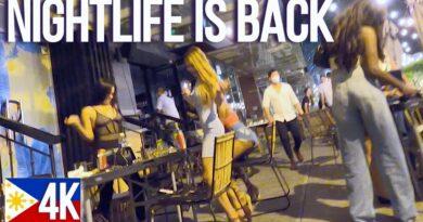 Die Philippinen im Video - Das Nachtleben ist zurück in Manila