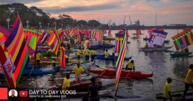 Die Philippinen im Video - Regatta de Zamboanga