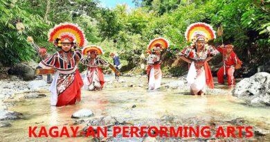 Die Philippinen im Video - Higaonon Tänze: Binanog ug Saut und Binanog